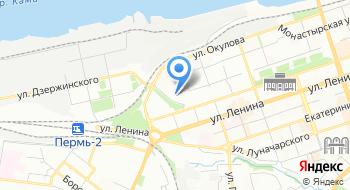 Профильный лагерь Отдых в стиле КВН на карте
