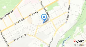 Проф-Инструмент на карте