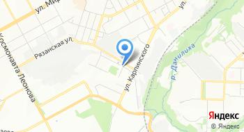ПСК Геодор на карте