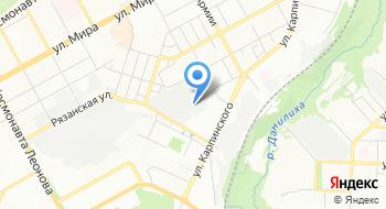 Интернет-магазин Toystown.ru на карте