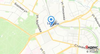 Травмпункт Дзержинского района Поликлиника №1 ГКП №4 на карте