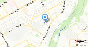 Склад-магазин Досочка на карте