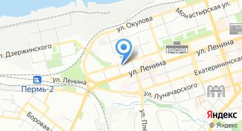 ГБУЗ ПК Пермская краевая клиническая психиатрическая больница на карте