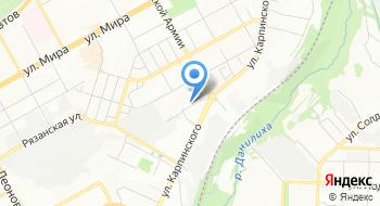Детский центр развития ЭКО-клуб Умничка на карте
