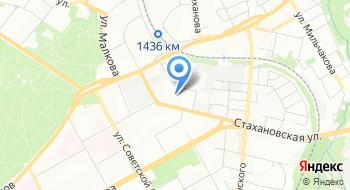 Паритет-Пермь на карте