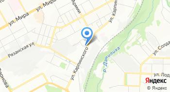 Аква Сервис плюс на карте