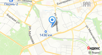 Центр Роста Производства на карте