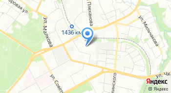 Permrocker.ru на карте