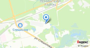 Экстрим парк на карте