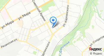Центр Детского Творчества ОПО Лукойл-Пермнефтеоргсинтез на карте