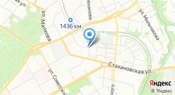 Курьерская служба Уралэкспресс на карте