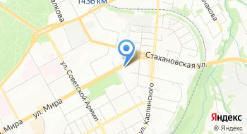АМП Пермь на карте