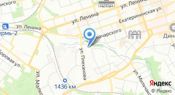 ГКУ ЦЗН г.Перми Пермского края Дзержинский отдел на карте