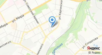 Уралспецкомплект на карте