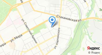 Иномарка Пермь на карте