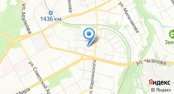 Высота-Пермь на карте