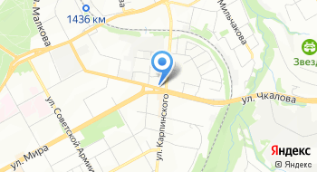Интернет-магазин Imarket59.ru на карте