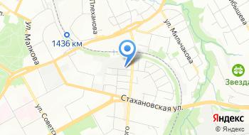 Фабрика профилей Италюм на карте
