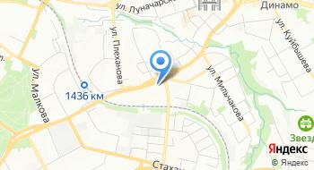Картинг центр Спарта на карте