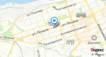 Отделение почтовой связи Пермь 614068 на карте