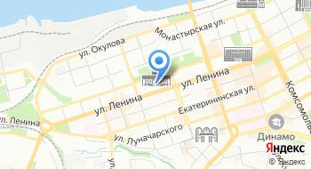 Академический театр на карте