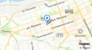 Пермская Православная Классическая Гимназия во имя Преподобного Сергия Радонежского, начальная школа на карте