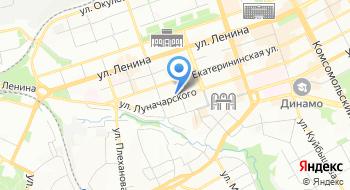 ТрансСибЭкспресс на карте