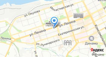 Центральная Автошкола Перми на карте