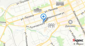 Транспри на карте
