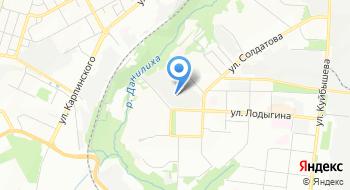 Комат Интернэшнл Инк на карте