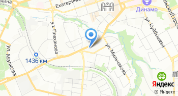 Пермский флебоцентр на карте