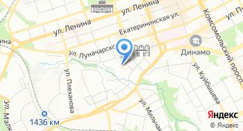 Праздник в Перми на карте