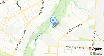 Центр диализа Пермской краевой больницы №3 на карте