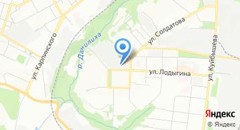Строительная компания Пермгидрострой на карте