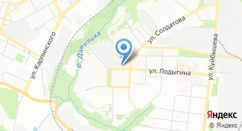 Гидрокомплиз на карте