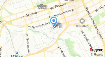 Торговый Комплекс Центральный №1 на карте