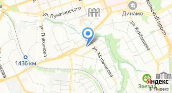 Чоудпо Учебный центр Алекст на карте