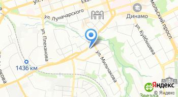 Ломбард Маяк на карте