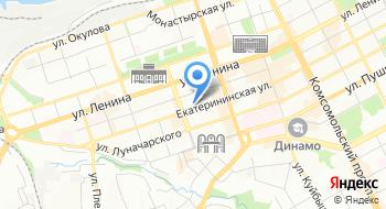 Городская детская клиническая больница №3 на карте