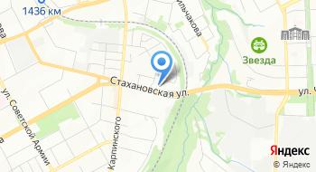 Пермская строительная компания Вертикаль на карте