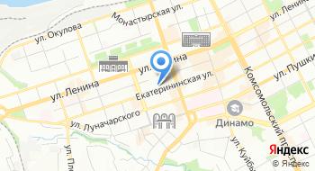 Пермский государственный архив новейшей истории на карте