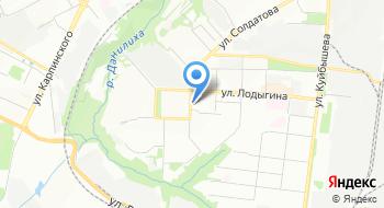 Vетка на карте
