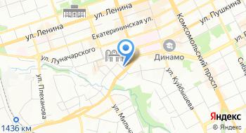 Уральская строительная теплоэнергетическая компания на карте