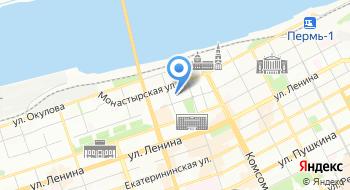 главное управление мчс россии по пермскому краю на карте