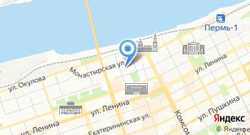 МБУК Театр У Моста на карте