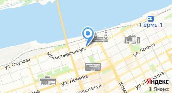 Издательский центр Титул на карте