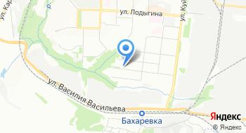 Противотуберкулезный диспансер, Городская клиническая больница №1 на карте