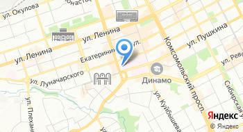 ГБУЗ Пермского края Пермская городская станция скорой медицинской помощи на карте