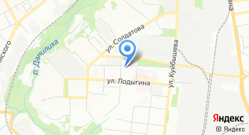 ТД Александровский на карте