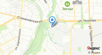 Урал-Тон на карте